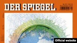 Германи -- Шпигел-журналан хьалхара агIо.