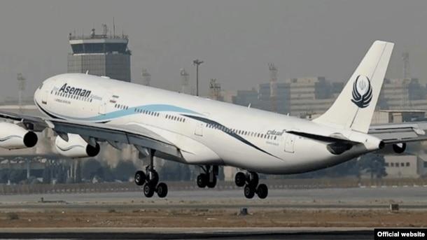İran Airbus təyyarələrini çox aşağı qiymətlərlə əldə etdiyini bildirib