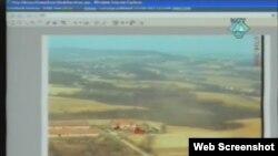 Farma Branjevo na kojoj su se vršila masovna ubojstva - snimak prikazan na suđenju Radovanu Karadžiću, 27. veljače 2012.
