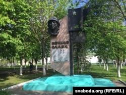 Помнік загінулым у часе вайны жыхарам Гошчава