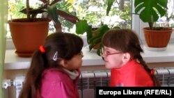 La şcoala-grădiniţă pentru corectarea vederii nr. 44 din Tiraspol