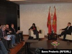 Sastanak sa premijerom 31. januara