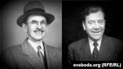 Мікола Абрамчык і Лявон Рыдлеўскі