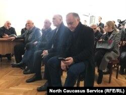 Инициативная группа в поддержку Бжания, 28 января 2020 г.