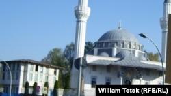 Одна из мечетей в Германии.