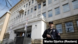 La Tribunalul Special de la Belgrad