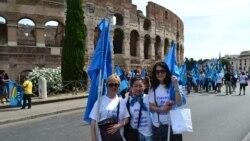 Италиядагы кыргыздардын турмушу
