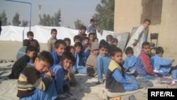 متعلمین افغانستان