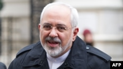 """We are here to find a solution that respects the Iranian nation's rights and removes the legitimate concerns of the international community,"" Iranian Foreign Minister Mohammad Javad Zarif said in Vienna."