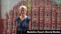 Маделайн Роуч.