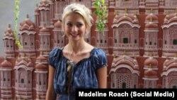 Мэдлин Роуч, ағылшын журналисі.