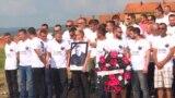 Kosovar Soccer Legend Buried After Sudden Death