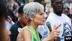 Джилл Стайн – кандидат в президенты от партии «Зеленых»
