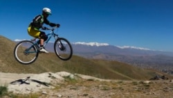 Wheels Above Kabul: Riders Take Afghan Sports To New Heights