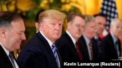 Američki predsjednik Donald Trump tokom G20 samita u Japanu sa australskim premijerom Scott Morrisonom