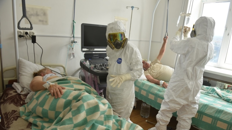 За сутки на Северном Кавказе умерли 26 человек с коронавирусом. Новых заболевших – 264