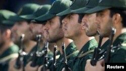 Иранската Револуционерна гарда.