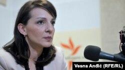 Marinika Tepić tvrdi da postoji opasnost da Srbija postane međunarodni centar ekstremne desnice