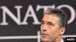 Sekretari i përgjithshëm i NATO-s, Nders Fog Rasmusen