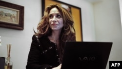 "Pamela Geller of the AFDI says she refuses ""to sacrifice my freedom so as not to offend savages."""