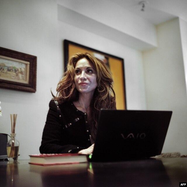 Pamela Geller, an anti-Islamist activist