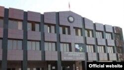 Здание МЧС в Ереване