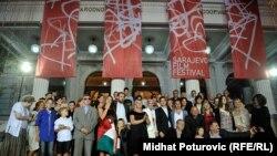 Prva noć 20. Sarajevo Film Festivala