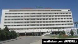 "Ozalky ""Aşgabat"" myhmanhanasy"