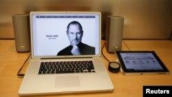 Легендарний засновник компанії Apple Стів Джобс став жертвою раку у 2011 році