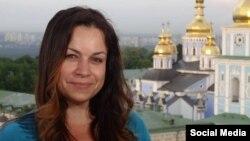 Продюсер телеканалу CNN Вікторія Бутенко