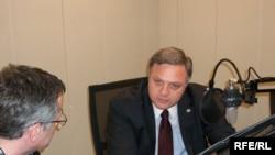 Министр по евроинтеграции Грузии Георгий Барамидзе