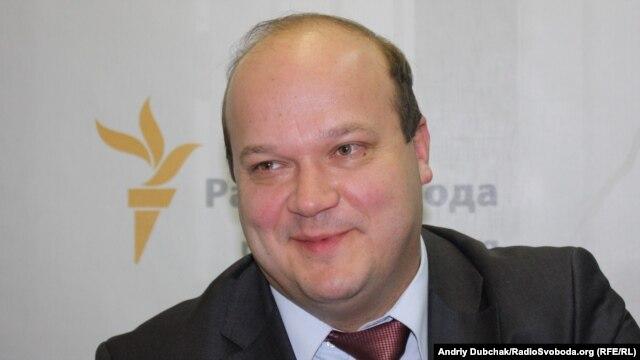 Valery Chaliy, deputy head of President Petro Poroshenko's administration