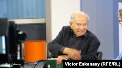 Paul Lendvai la dezbaterea televizată de la Tîrgul de Carte de la Frankfurt