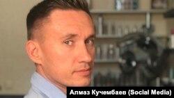 Almaz Kuchembayev (file photo)