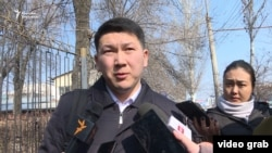 Ղրղըզստանի նախկին վարչապետ Սապար Իսակովը, արխիվ