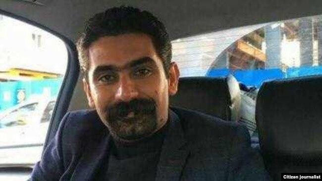 Iranian Dervish in Fashafouyeh prison- Reza Yavari Motlaq