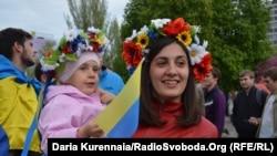 Останній проукраїнський мітинг, Донецьк, 28 квітня 2014 року