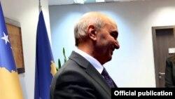 Կոսովոյի վարչապետ Իսա Մուստաֆա, արխիվ