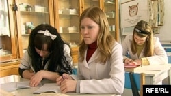 Студенты медицинского колледжа. Иллюстративное фото.