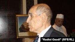Қаҳҳор Маҳкамов, нахустин президенти Тоҷикистон(сентябри соли 2013)