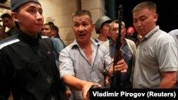Штурм резиденции экс-президента Кыргызстана, 7 августа 2019 года