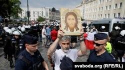 Maršu ravnopravnosti u Bjalistoku usprotivili su se poljski nacionalisti, kao i pravoslavna i katolička crkva