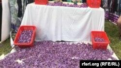 آرشیف، چهامین چشنواره زعفران در هرات