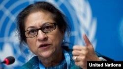 عاصمه جهانگیر تصریح کرده است که «کمپین بدنام کردن» او، وی را در «حالت تدافعی» قرار نمیدهد.
