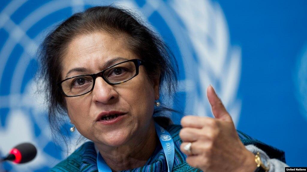ایران اسامی بازداشتشدگان اخیر را اعلام کند