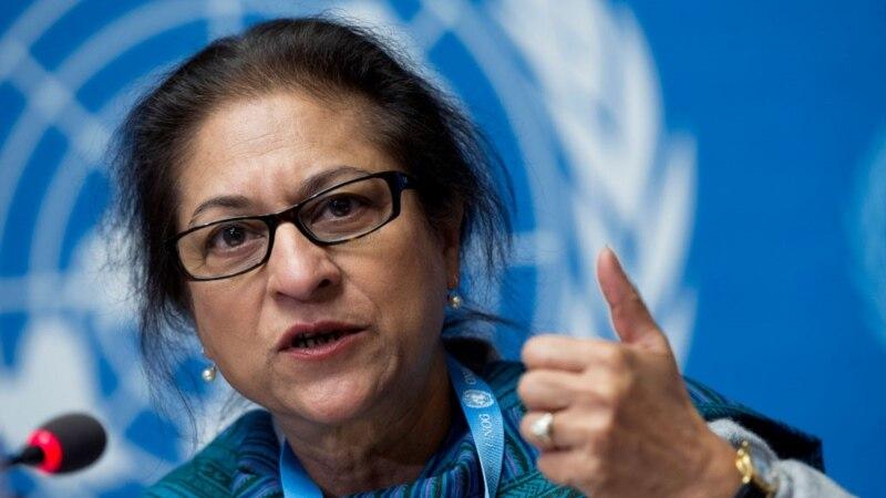 عاصمه جهانگیر در گفتوگو با رادیو فردا: ایران اسامی بازداشتشدگان اخیر را اعلام کند