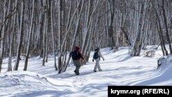 На Ангарський перевал повернулася снігова пора (фотогалерея)