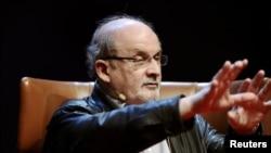 Salman Rushdie, 2015
