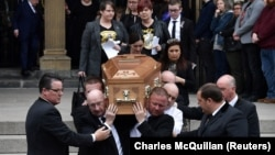 Похороны Лайры Макки