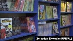 "Striparnica ""Agarthi Comics"""